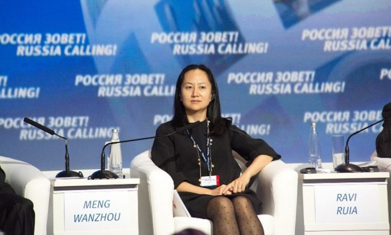 Meng Wanzhou, Daughter of Huawei Founder Arrested in Canada